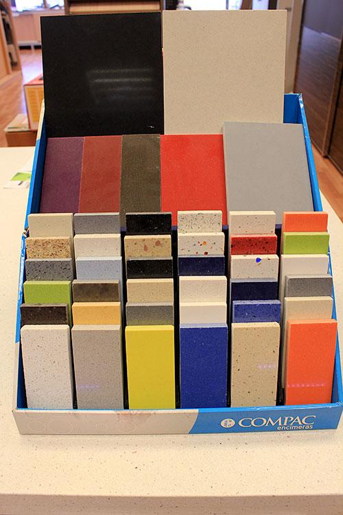 Colores de granito para encimeras top armarios blancos - Encimeras de colores ...