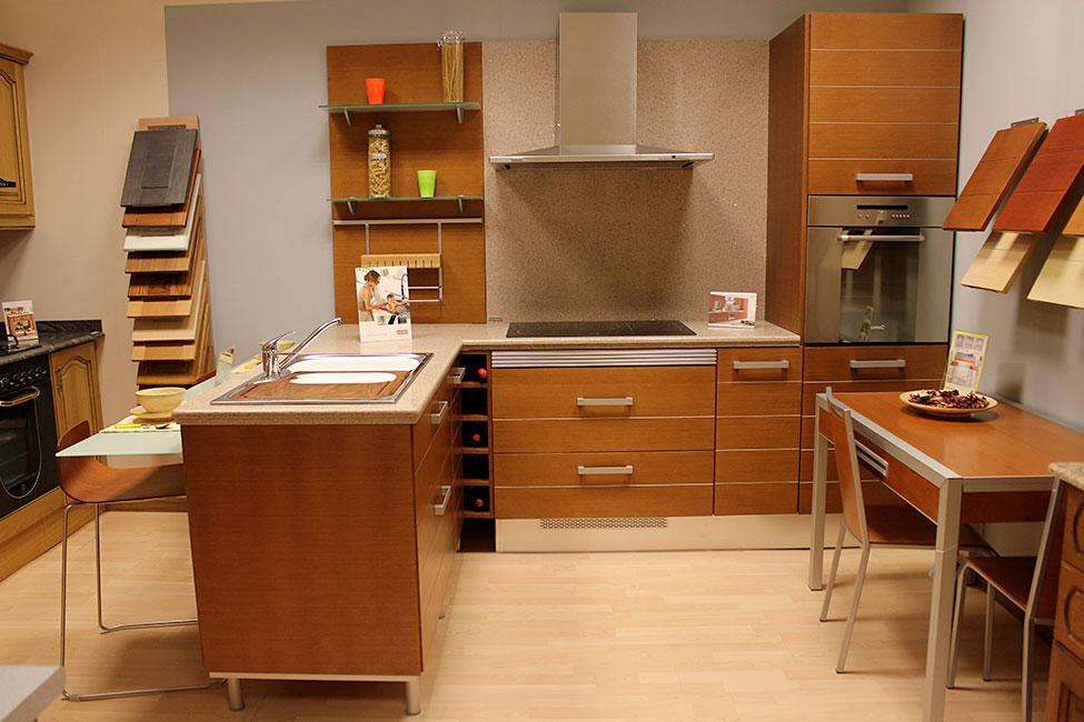 Cocinas clasicas de madera fabulous cocinas clasicas for Mostrar muebles de cocina