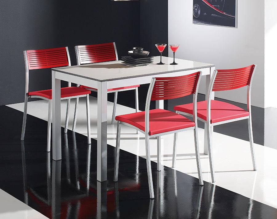 Sillas para la cocina juego de sillas para cocina o for Juego de mesa y sillas para cocina
