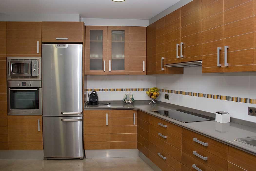 Vistoso Muebles De Cocina De Color Gris Fotos - Ideas para ...