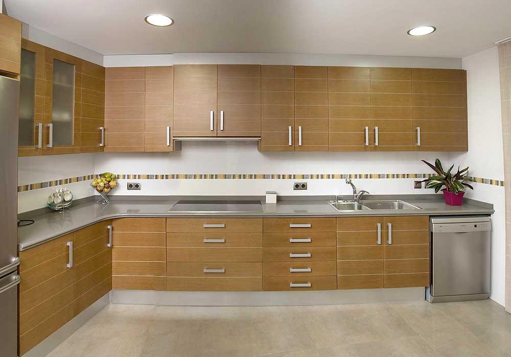 Bonito cocinas roble foto ideas de dise o de interiores - Cocinas en lucena ...