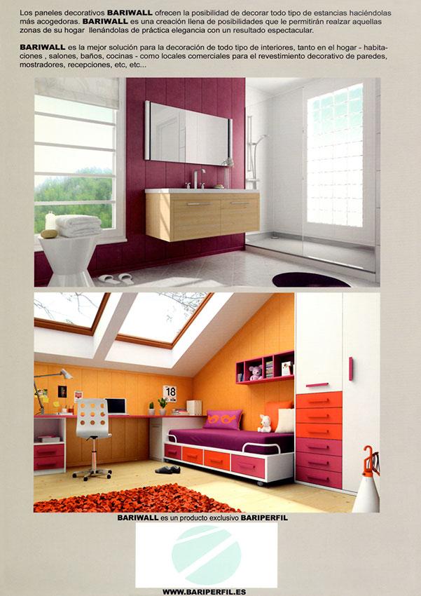 Paneles decorativos para cocinas encimeras y paneles for Paneles acrilicos para frentes de cocina