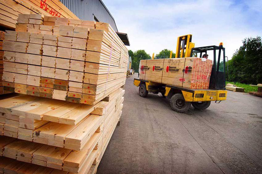 La importancia de la madera